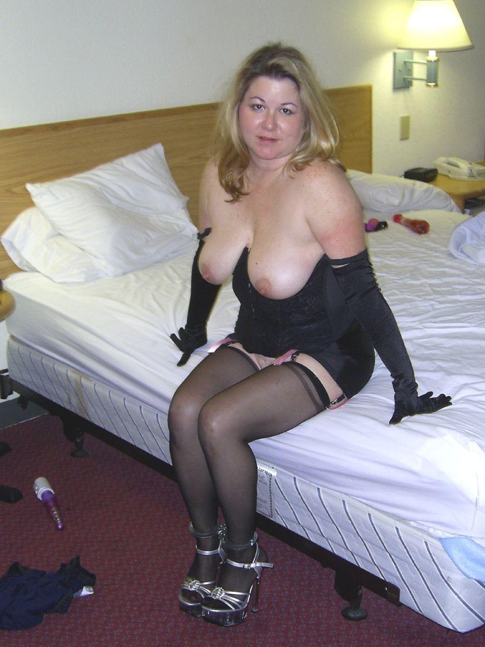 belle femme ronde