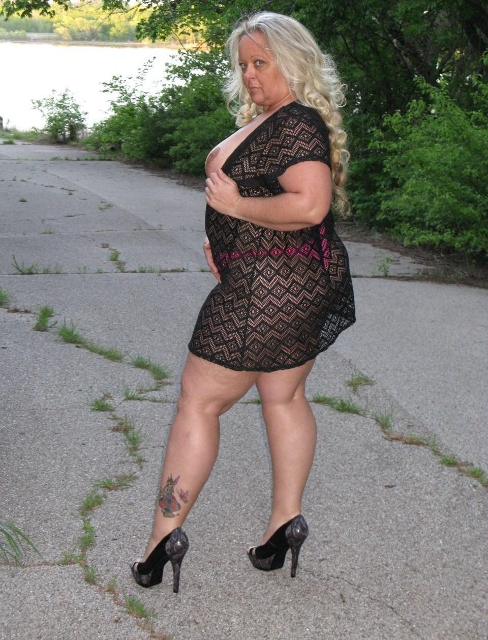 grosse femme mature